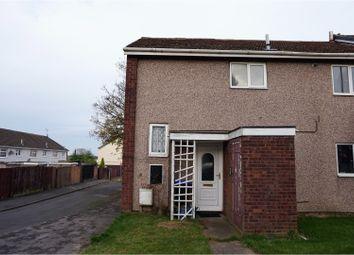 Thumbnail 4 bed end terrace house for sale in Aspley Road, Sutton-In-Ashfield