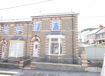 Thumbnail 4 bed end terrace house for sale in Rosser Street, Wainfelin, Pontypool