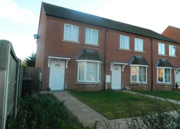Thumbnail 3 bed end terrace house for sale in Rookery Park, Lincoln