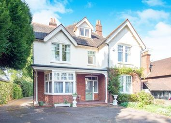 Thumbnail 6 bed detached house for sale in Esher, Surrey