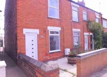 Thumbnail 2 bed terraced house for sale in Welbeck Street, Creswell, Worksop