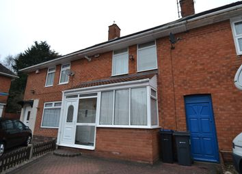 Thumbnail 3 bed terraced house to rent in Fawley Grove, Kings Heath, Birmingham
