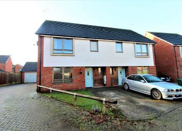 Thumbnail 3 bed semi-detached house for sale in Pippin Link, Crawley, West Sussex.