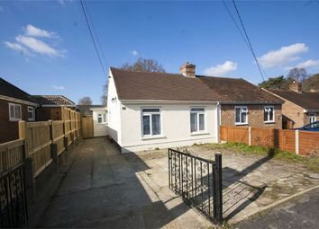 Thumbnail 3 bed semi-detached bungalow for sale in Cranford Avenue, Church Crookham, Fleet