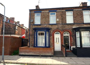 Thumbnail 2 bed end terrace house for sale in Elm Road, Liverpool