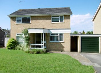 Thumbnail 4 bed detached house to rent in Venator Place, Wimborne