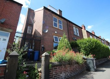 Thumbnail 9 bed terraced house to rent in Edmund Road, Sheffield