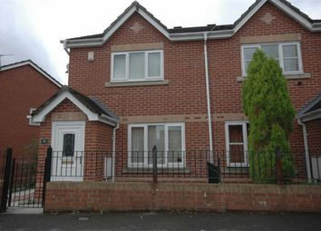 Thumbnail 2 bed semi-detached house to rent in Venture Scout Way, Cheetwood, Manchester