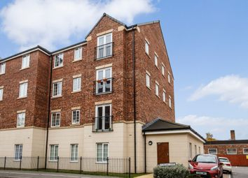 Thumbnail 2 bed flat for sale in Scholars Court, York, York