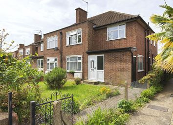 Thumbnail 2 bedroom maisonette to rent in Mayfield Close, Thames Ditton