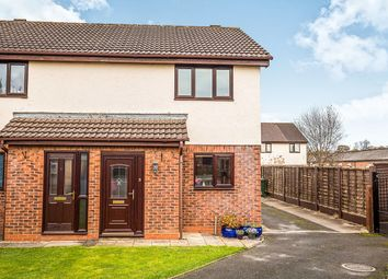 Thumbnail 2 bed semi-detached house for sale in Victoria Green, Oswestry