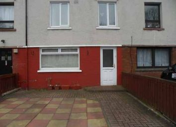 Thumbnail 3 bed maisonette for sale in Strowan Road, Grangemouth, Stirlingshire