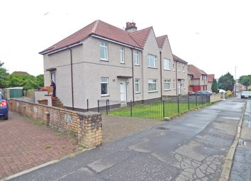 Thumbnail 3 bed flat for sale in Howden Avenue, Kilwinning