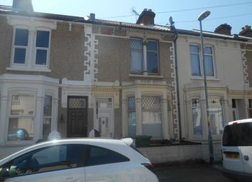 Thumbnail 5 bedroom terraced house for sale in Manners Road, Southsea
