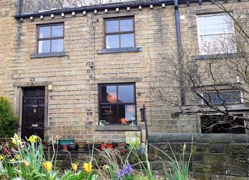 Thumbnail 2 bed cottage to rent in Penistone Road, Kirkburton, Huddersfield, West Yorkshire