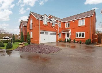 5 bed detached house for sale in Post Mill Close, North Hykeham, North Hykeham LN6