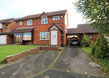 Thumbnail 3 bed semi-detached house for sale in Briarswood, Rhosrobin, Wrexham