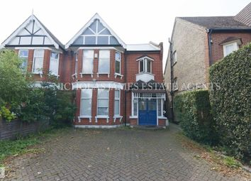 Thumbnail 3 bed flat to rent in The Mall, Southgate, London