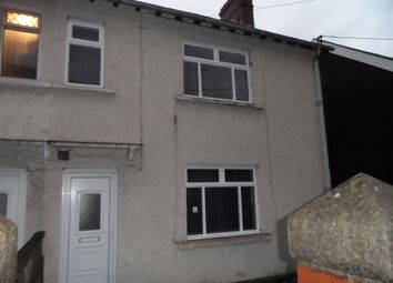 Thumbnail 2 bed semi-detached house to rent in Pellau Road, Margam