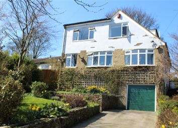 Thumbnail 3 bed detached bungalow for sale in Gledhow Drive, Oxenhope, West Yorkshire