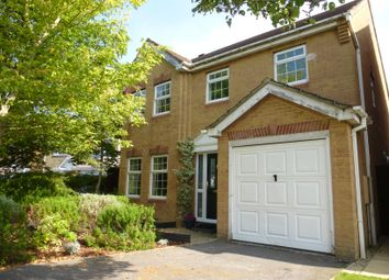 Thumbnail 4 bed detached house to rent in Hawkins Crescent, Bradley Stoke, Bristol