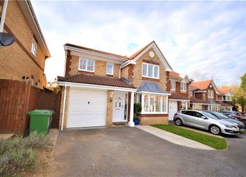 Thumbnail 4 bed detached house for sale in The Cornfields, Hatch Warren, Basingstoke