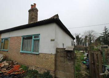 Thumbnail 2 bed bungalow for sale in Common Road, Chatham