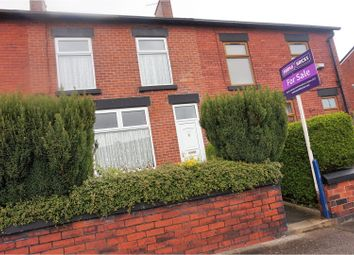Thumbnail 2 bed terraced house for sale in Ashworth Lane, Sharples, Bolton