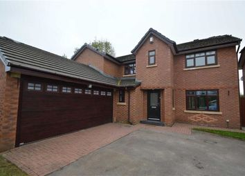 Thumbnail 4 bed detached house to rent in Willow Park, Oswaldtwistle, Accrington