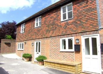 Thumbnail 1 bedroom flat to rent in Coach House Mews, Fletching Street, Mayfield, East Sussex.