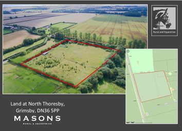 Land for sale in Main Road, North Thoresby, Grimsby DN36