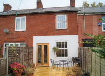 Thumbnail 2 bed terraced house for sale in Church Close, Worcester