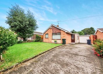 Thumbnail 3 bed detached bungalow for sale in New Road, Childer Thornton, Ellesmere Port