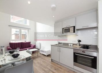 Thumbnail 1 bed flat to rent in The Luminaire Apartments, Kilburn High Road, London