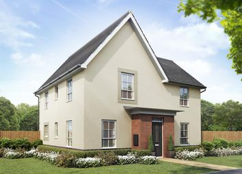 "Thumbnail 4 bedroom detached house for sale in ""Lincoln"" at Kepple Lane, Garstang, Preston"