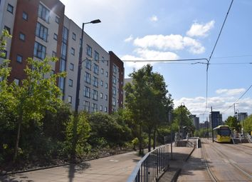 Thumbnail 1 bed flat to rent in 20 Brindley Rd, Stretford, Manchester, .