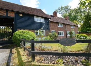 Thumbnail 4 bed detached house for sale in Denham Lane, Chalfont St Peter, Gerrards Cross