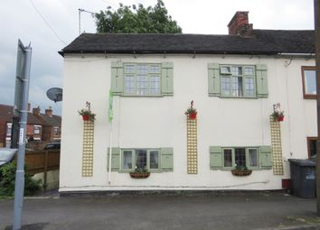 Thumbnail 2 bed end terrace house for sale in Main Street, Newhall, Swadlincote
