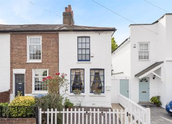 Thumbnail 2 bed end terrace house for sale in Elton Road, Kingston Upon Thames