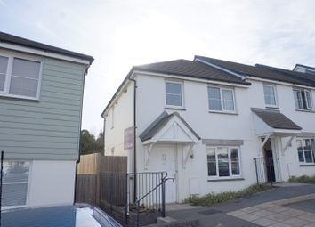 Thumbnail 2 bed end terrace house for sale in Tregea Close, Redruth