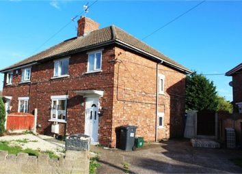 Thumbnail 3 bed semi-detached house for sale in Chadwick Road, Moorends, Doncaster, South Yorkshire