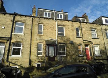 Thumbnail 3 bed terraced house to rent in Clover Hill View, Halifax