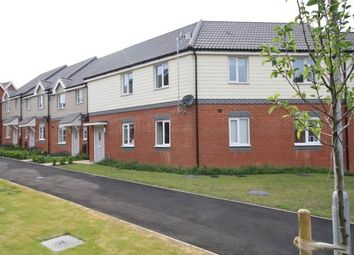 Thumbnail 2 bed flat to rent in Redpoll Road, Queens Hills, Norwich