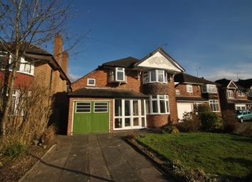 Thumbnail 4 bedroom detached house for sale in Elizabeth Road, Moseley, Birmingham