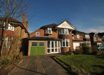 Thumbnail 4 bed detached house for sale in Elizabeth Road, Moseley, Birmingham