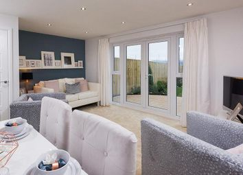 """Thumbnail 3 bed detached house for sale in """"Folkestone"""" at Sutton Way, Whitby, Ellesmere Port"""