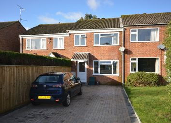 Thumbnail 3 bed terraced house for sale in Amber Road, Corfe Mullen, Wimborne