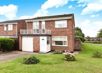 Thumbnail 4 bedroom detached house for sale in Sutherland Grove, Calcot, Reading