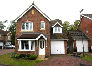 Thumbnail 3 bed detached house to rent in Tringham Close, Knaphill, Woking