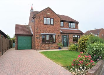 Thumbnail 4 bed detached house for sale in Richmond Way, Beverley